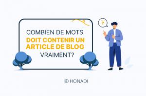 Combien de mots doit contenir un article de blog